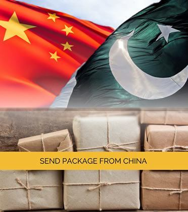 china to pakistan import services
